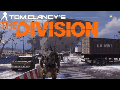 The Division - Supply Drop, Chelsea Medical Supplies