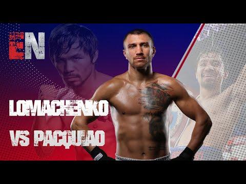Lomachenko Interview I Potential Fight vs Manny Pacquiao I ESNEWS