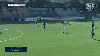Primavera 1: FIORENTINA - ATALANTA 0-0