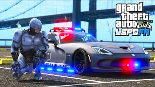 This is the BEST police unit in Los Santos!! (GTA 5 Mods - LSPDFR Gameplay)