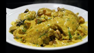 Amazing Creamy Chicken Curry - How to make Chicken Curry - Youtube