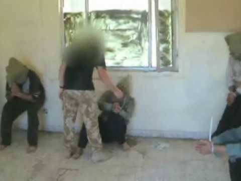Inquiry into Iraq death sees British soldiers 'abuse video'