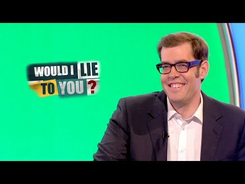 The Pointless Richard of Os  - Richard Osman on Would I Lie