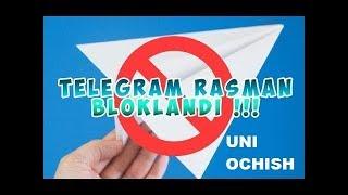 Telegram sizda ishlamay qoldimi? / Telegramni Rossiya hududida ishlatish