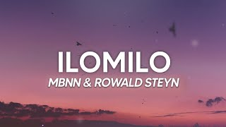 Billie Eilish - ilomilo (MBNN Remix) Lyrics