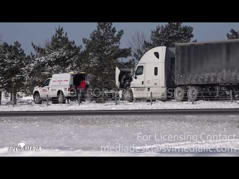 Elk River Mn - Arctic Temps In The Single Digits & Windchills -30 To -20.  Vehicle Trouble, 12-10-19