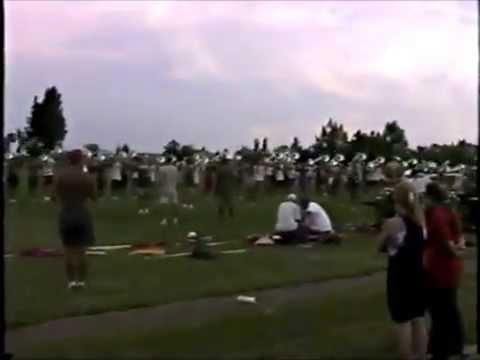 1997 Cadets Rehearsal