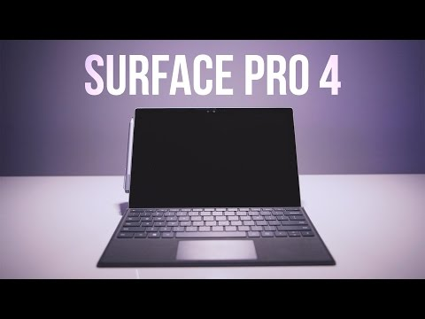 Microsoft Surface Pro 4 | For The Student In Your Life + GIVEAWAY!