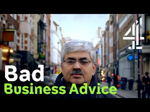 Bad, Unwanted Business Advice | An Immigrant's Guide To Britain
