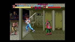 SNES Quest - G7E4 - Final Fight - Begun the Clone Wars Has