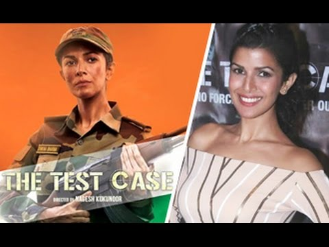 Nimrat Kaur Interview On The Test Case | Full Video HD | Uncut