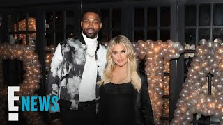 Khloé Kardashian Talks Tristan Thompson's Cheating | E! News