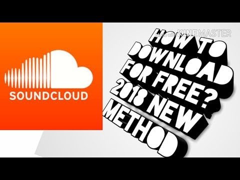 HOW TO DOWNLOAD MP3 MUSIC FROM SOUND CLOUD | 2018 NEW METHOD