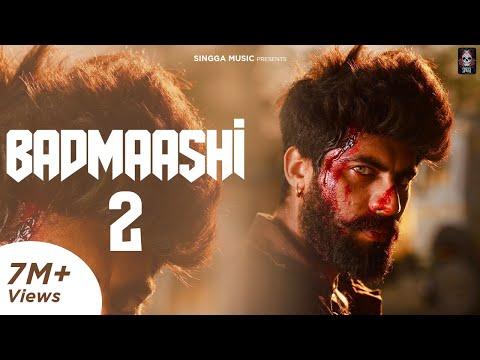Badmaashi 2 : Singga Ft Afsana Khan Official Song Ellde Fazilka  New Punjabi Songs 2019