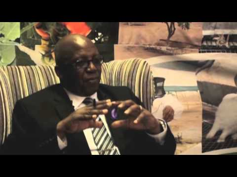 Interview with Patrick Ralotsia, Minister of Agriculture | Botswana