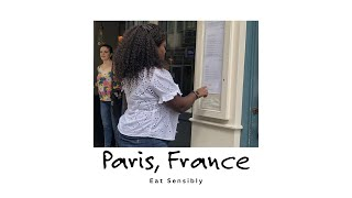 BEST PLACE TO EAT IN PARIS | I ate Vegan