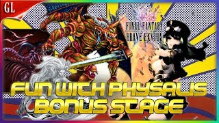 Fun with Physalis Story Event Bonus Stage vs Agent Olive! Final Fantasy Brave Exvius Global FFBE GL
