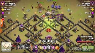 Unbesiegt War vs !CruncHTimE!(CWLR Participant) - War Recap | Midweek Random | Clash of Clans