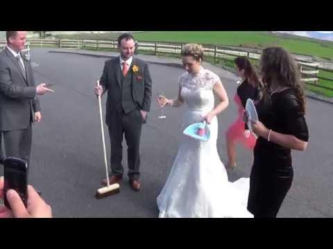 Slovak Wedding Tradition?