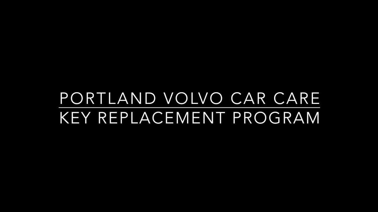 opposite volvo head of replacement some take will awd through time blade key using peng to flip andrew this cars saw the razor and cleanly precision neatly open repair side