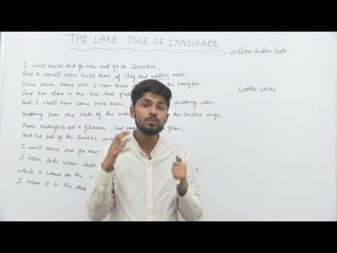 Eng_IX_The Lake Isle of Innisfree_Rishabh Jain