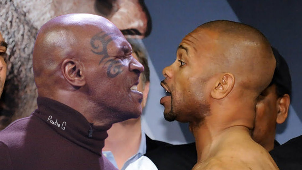 Mike Tyson versus Roy Jones Jr  Full Fight Video Breakdown by Paulie G
