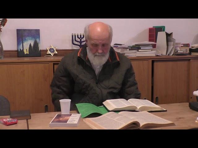 2020.11.11. Iványi Gábor - Bibliaóra - Megbékélés Háza Templom