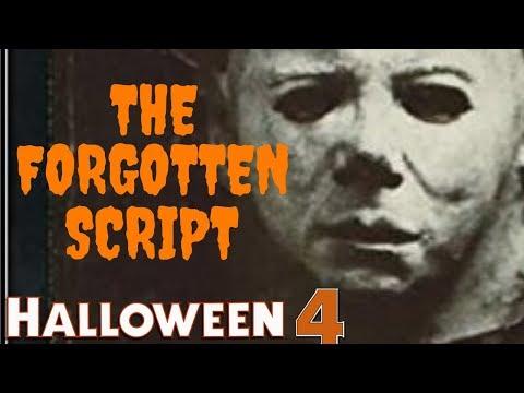 HALLOWEEN IV Original Script Recap and Review (Dennis Etchison Script)