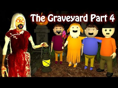 The Graveyard Part 4 || Online Shopping Or Purana Kabristan || Make Joke Horror