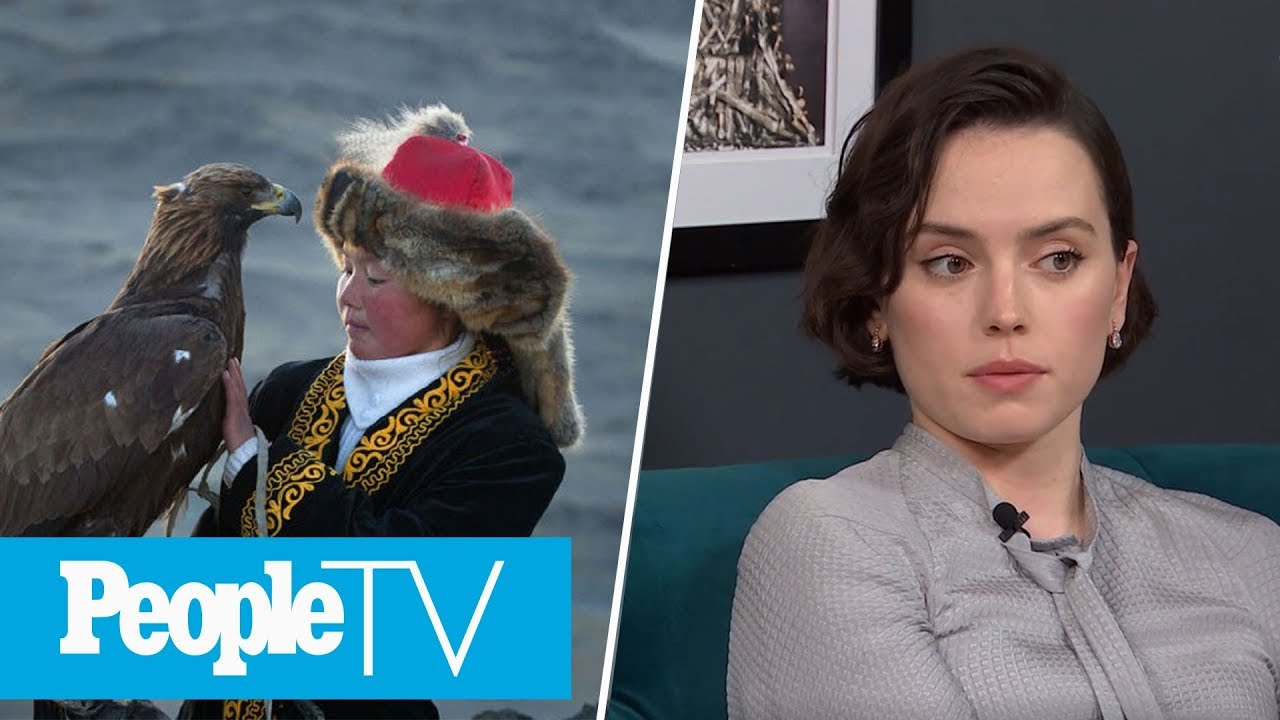 Daisy Ridley On Adapting The Book, 'A Woman Of No Importance' | PeopleTV