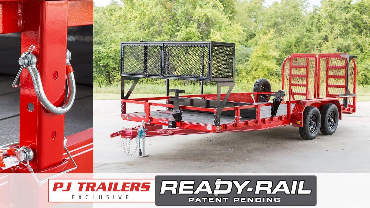 Ready- Rail Accessories