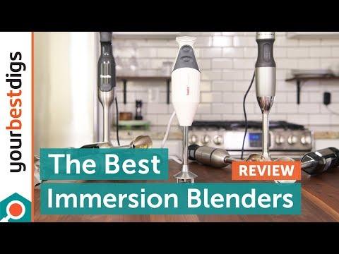 The Best Immersion Blender Of 2019