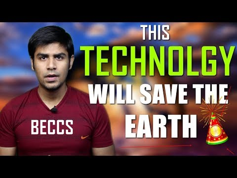 This Technology Will Save Our Earth | What is BECCS ? | Diwali Ke Patakhe Band ? |