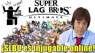 Super Lag bros Utimate esta roto en su modo online | Va como el cul* el vídeojuego