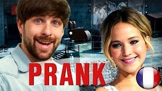 JENNIFER LAWRENCE PRANKS SMOSH (#PrankItFwd) VOSTFR