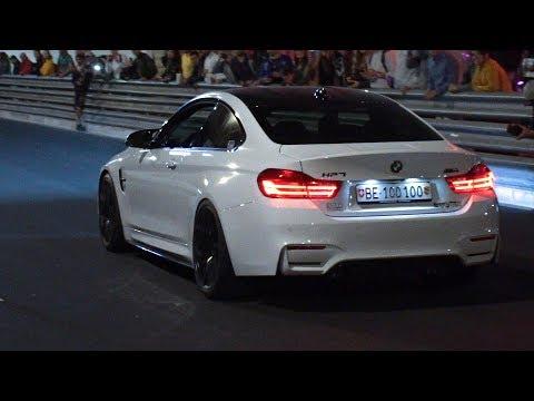 BMW M4 F82 W/ ARMYTRIX Exhaust - SOUND!