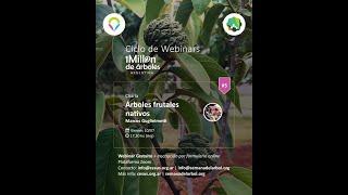 Ciclo Árboles Nativos # V Encuentro Árboles frutales nativos por Marcos Guglielmetti