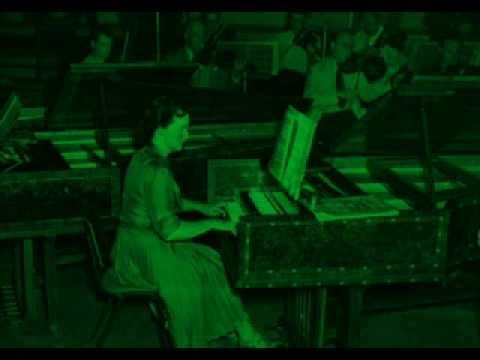 EILEEN JOYCE plays  Debussy Clair de lune Suite Bergamasque