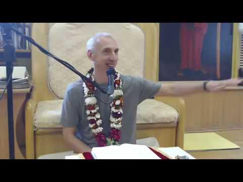 Шримад Бхагаватам 4.17.20-21 - Дамодара Пандит прабху