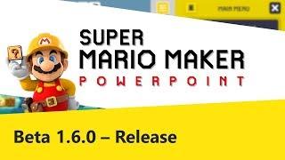 Mario Maker Update Cemu