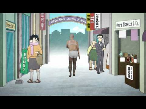 Zan Sayonara Zetsubou Sensei's most epic scene