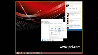 Microsoft Lync 2013 -- How to Share your Desktop and-or Programs
