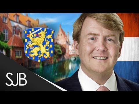 Kings and Queens of the Kingdom of the Netherlands (Monarchen van het Koninkrijk der Nederlanden)