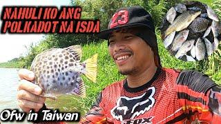 Buhay Ofw:NANGISDA KAMI SA ILOG NG TAIWAN by: bulay og tv