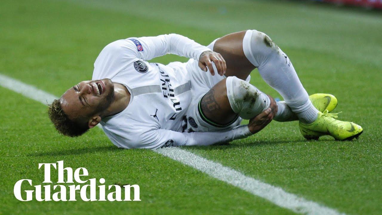 'Not cool': Jürgen Klopp bemoans PSG playacting during Liverpool defeat