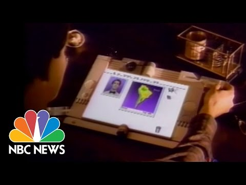 What The Internet Looked Like In The 1990s | Flashback | NBC News