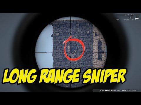 ARMA 3 WASTELAND - LONG RANGE SNIPER