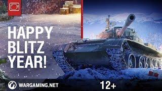 WOT Blitz. Новогодняя трансляция!