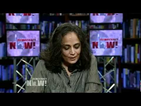 arundhati roy essay on maoists Gandhi, but with guns: part two arundhati roy  video: arundhati roy reads from her essay on maoists in india 6:52 published: 27 mar 2010 video: arundhati roy reads from her essay on maoists.