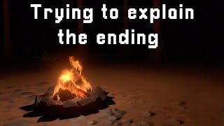 Trying to explain the ending of Outer Wilds